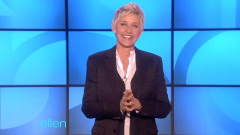Ellen s Monologue - 07 13 11 | BahVideo.com