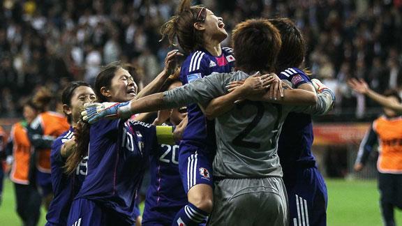 Japan Shocks The World Wins World Cup   BahVideo.com