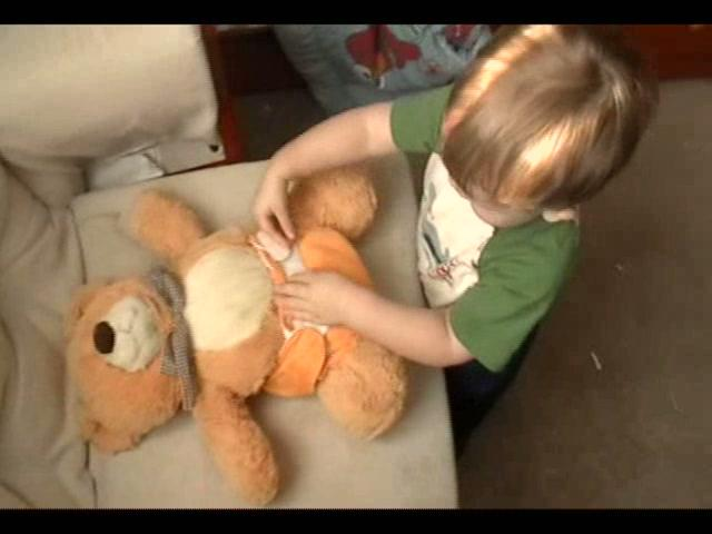 Baby Bear Diaper | BahVideo.com