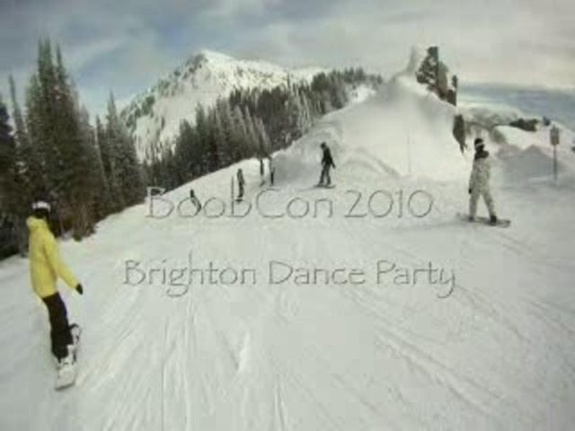 Boobcon Dance Party | BahVideo.com