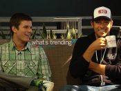 Watch this week's What's Trending Live show | BahVideo.com
