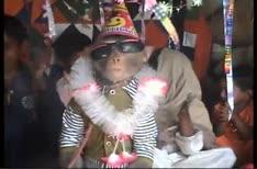 بالفيديو.. أول حفل زفاف لقردين في الهند!! | BahVideo.com