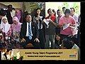 Jam Tangan Buat Datuk Seri Dr Wan Azizah Wan  | BahVideo.com