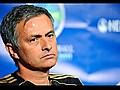 Jos Mourinho mira hacia adelante   BahVideo.com