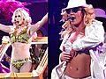 Britney Spears Kicks Off Femme Fatale | BahVideo.com