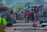 2 muertos en accidente de bus tur stico | BahVideo.com