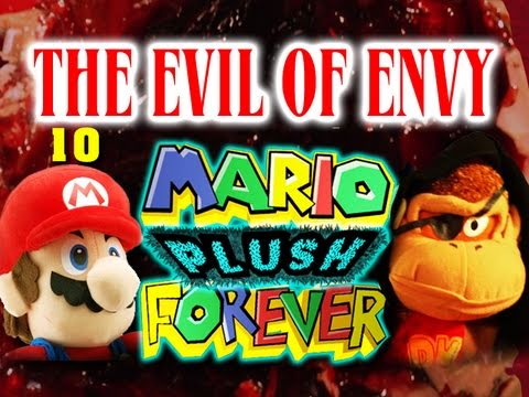 Mario Plush Forever Episode 10 The Evil of Envy | BahVideo.com