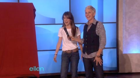 Ellen s Monologue - 07 15 11 | BahVideo.com