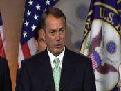 Boehner Obama has no debt plan Republicans do | BahVideo.com