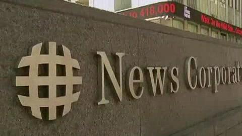 Two top Murdoch execs resign | BahVideo.com
