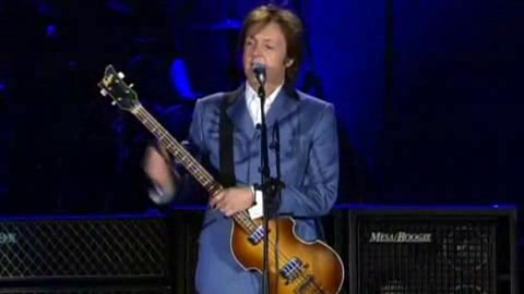 Paul McCartney s double header | BahVideo.com