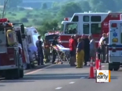 Two dead in Western N Y bus crash | BahVideo.com