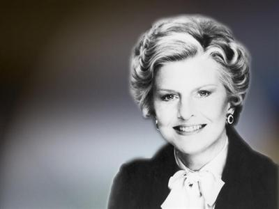 Final services for Betty Ford | BahVideo.com