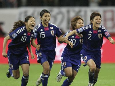 Japan Wins Women s World Cup Soccer Title | BahVideo.com