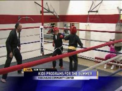 Basketball and boxing - programs to keep the  | BahVideo.com