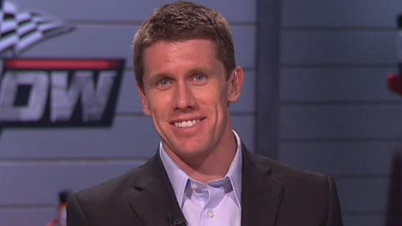 Carl Edwards: Free Agent and Athlete | BahVideo.com