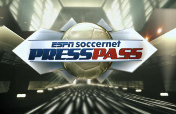 ESPNsoccernet Press Pass David Beckham interview | BahVideo.com