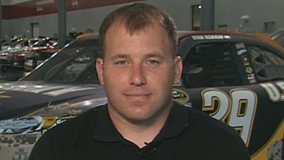 Ryan Newman Gets 1st Win Of The Season | BahVideo.com