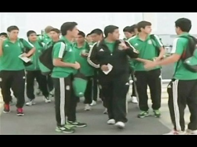 Chivas presenta playera | BahVideo.com