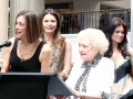 The Cast of Hot in Cleveland Visits Cleveland  | BahVideo.com