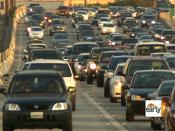 L A 405 Carmageddon Residents prep for the  | BahVideo.com