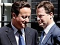 Nick Clegg no question over David Cameron s  | BahVideo.com