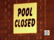 Budget cuts force public pools to close | BahVideo.com