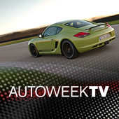 AUTOWEEK TV A closer look at the Jaguar XKR-S  | BahVideo.com