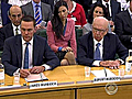 Murdochs testify admit to nothing | BahVideo.com