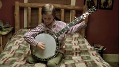 Epic 8 Year Old Banjo Player | BahVideo.com